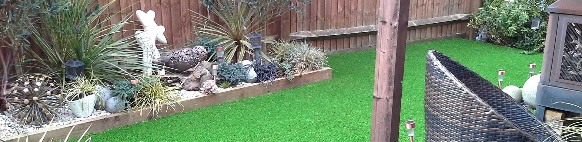 Mr grass garden